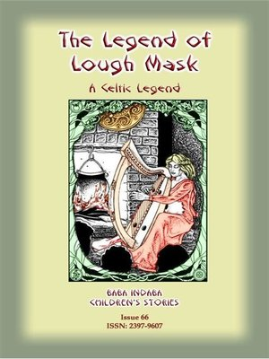 cover image of THE LEGEND OF LOUGH MASK--A Celtic Legend